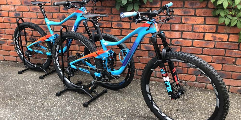 Giant Trance Advance 1 MTB for sale